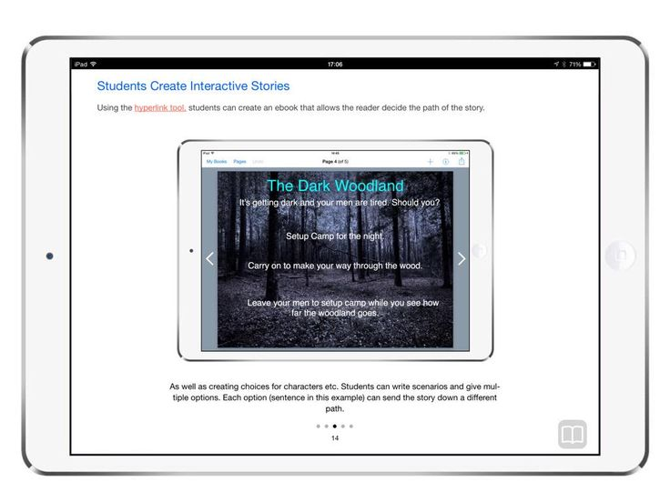 68 best book creator tips and ideas images on pinterest book create interactive stories using links in book creator fandeluxe Images