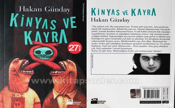 Kinyas ve Kayra-Hakan Günday http://www.kitapsozler.com/kinyas-ve-kayra-hakan-gunday/