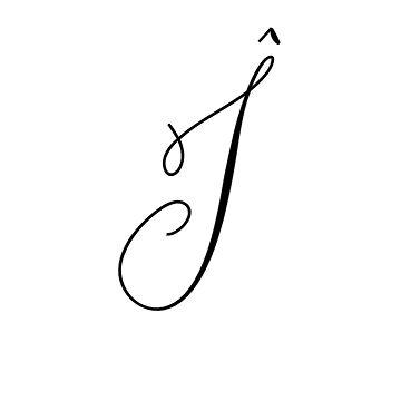 Latin Capital Letter J with Circumflex