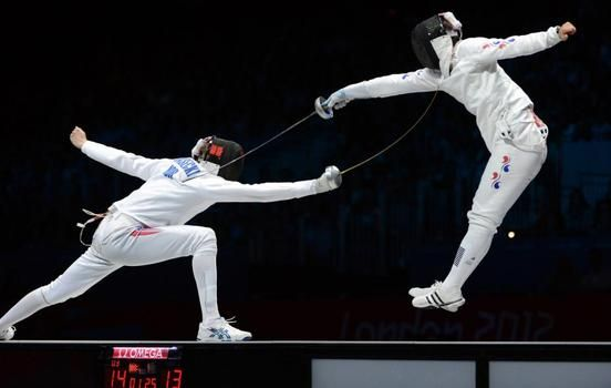 The game will be played in Rio Olympics 2016 at Caricona Arena 3. See the Fencing Results of London Olympics 2012.