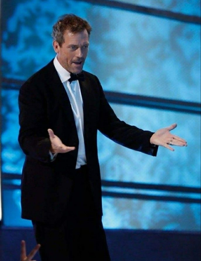 Image result for hugh laurie speech