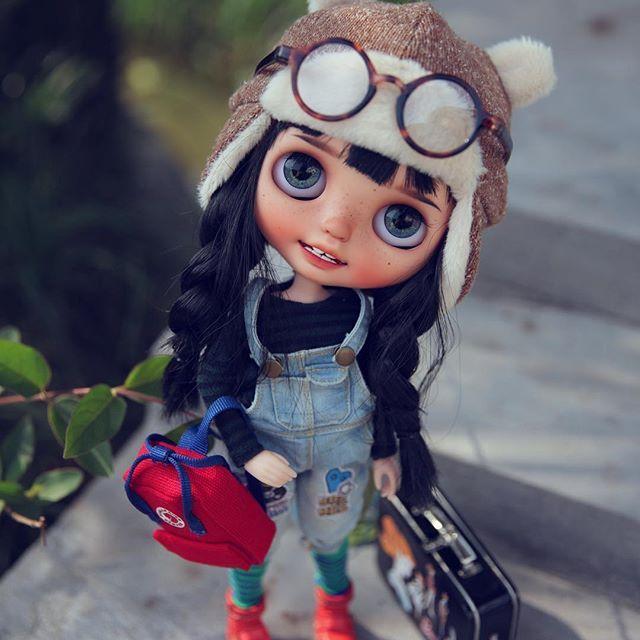 #blythe #doll #                                                       …