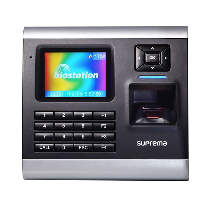 Suprema BioStation Access Control and Time Attendance ( 125KHz EM Type) #Suprema