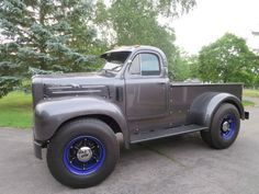 Mack B model custom hotrod pickup truck one of a kind for sale: photos, technical specifications, description
