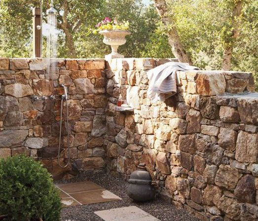 DIY / Outdoor Shower Design And Build Your Own Outdoor