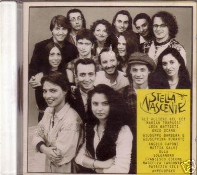 """Scrive, interpreta e arrangia """"Pensare col cuore"""" nel cd """"Stella nascente"""" (1995)"""