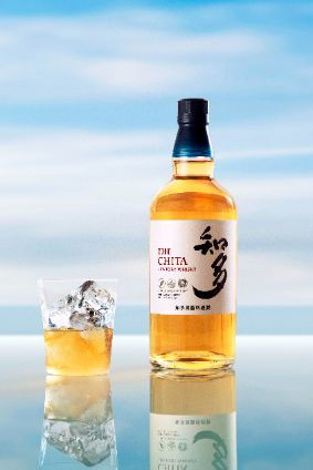 Suntory has released its first single grain whisky from the House of Suntory's Chita distillery. Chita Single Grain was aged in wine and Spanish oak casks alongside American white oak casks.