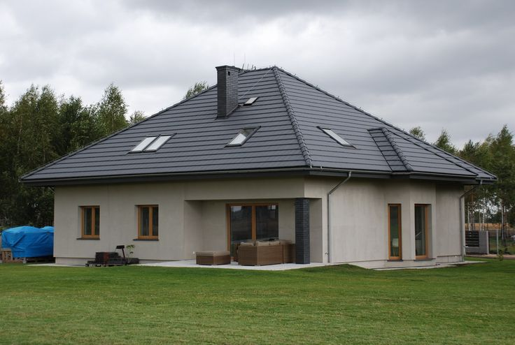 Projekt domu Natalia