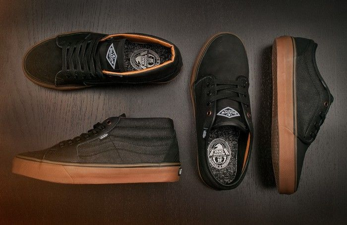 The Shadow Conspiracy Vans 10th Anniversary Shoe