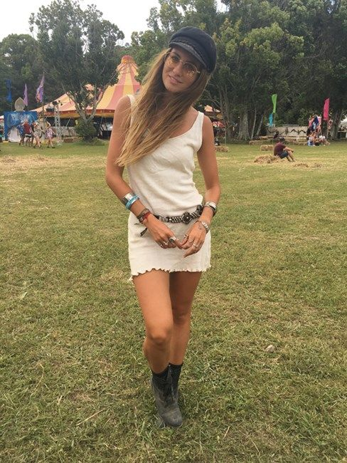 All The Best Looks From The 2016 Falls Festival In Byron Bay : Elle