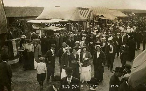Bad Axe, Michigan Fair 1914