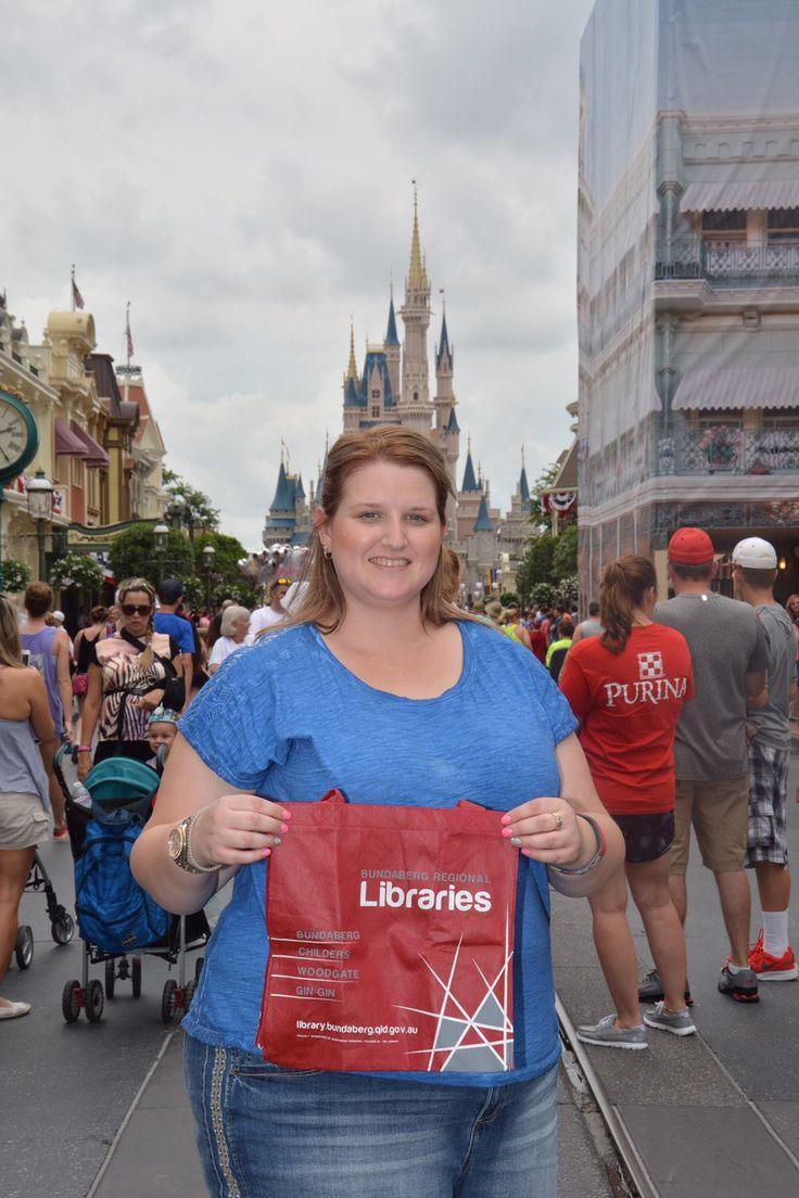 Disney World, Florida USA. Photo: H. Martell. May 2015.