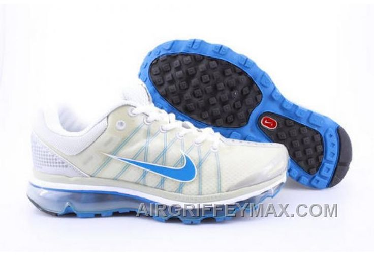 http://www.airgriffeymax.com/for-sale-womens-nike-air-max-2009-shoes-white-silver-skyblue.html FOR SALE WOMEN'S NIKE AIR MAX 2009 SHOES WHITE/SILVER/SKYBLUE Only $104.76 , Free Shipping!