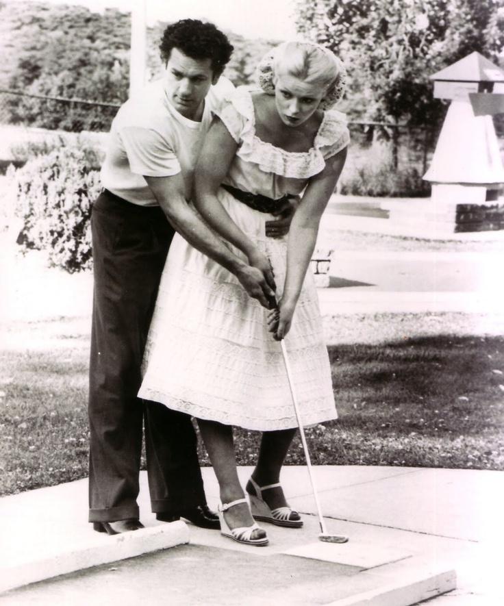 Raging Bull. Robert Di Niro & Cathy Moriarty