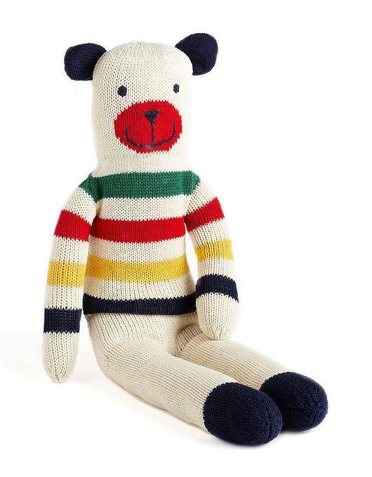 Sock Teddy - Hudson's Bay