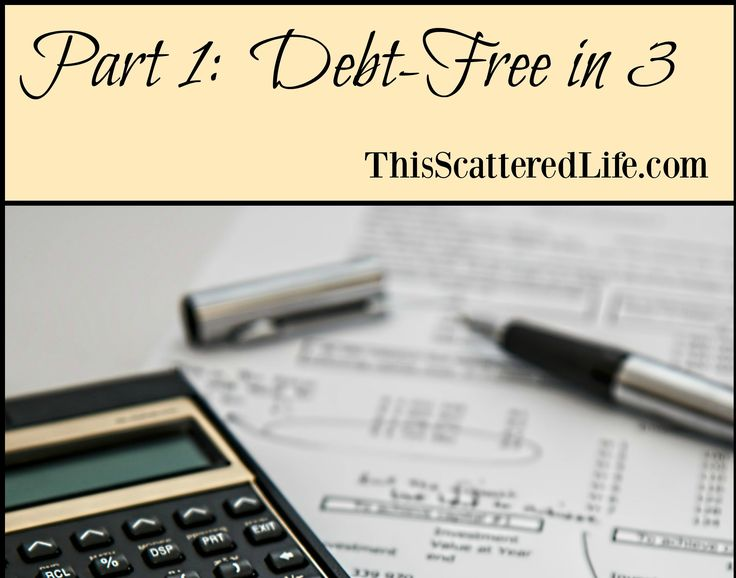 The personal financial goals and accountability of a Colorado family getting back into the homeowner world and debt-free within 3 years.