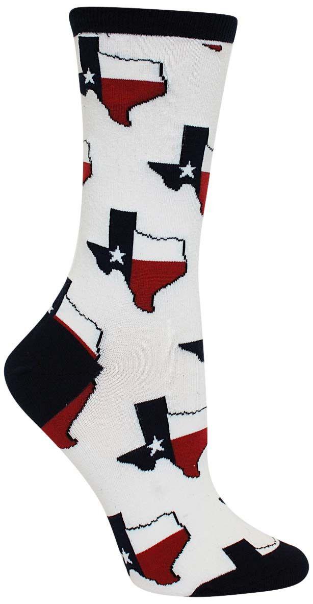 Texas Socks from The Sock Drawer