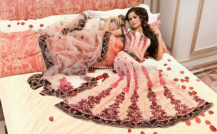 Indian Reception Bridal Outfits