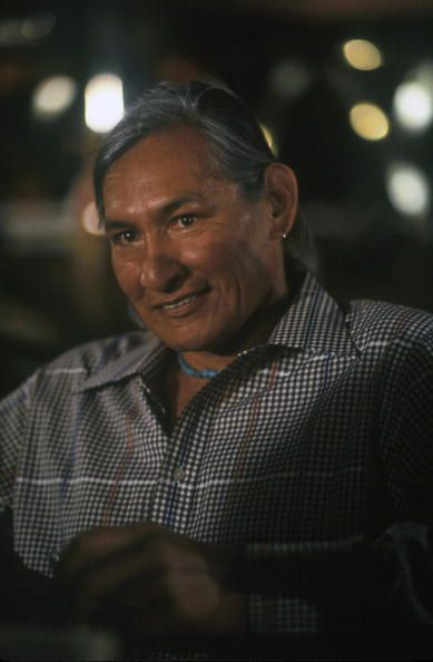 Will Sampson...He wasn't only a movie actor, but a beautiful artist (painter and sketcher) and stage actor as well He founded and chaired the American Indian Registry for the Performing Arts. A multi-talented and gorgeous man who did so much for others.