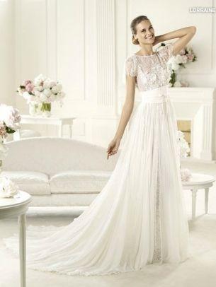 just amazing... #eliesaab #wedding #dresses Bridal 2013 collection