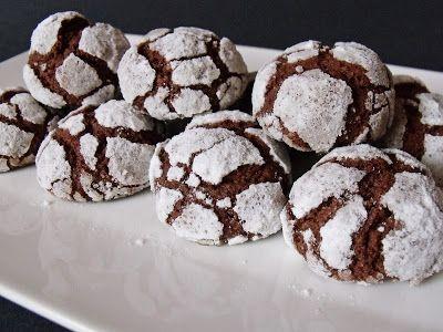 Citromhab: Csokoládés-diós pöfeteg