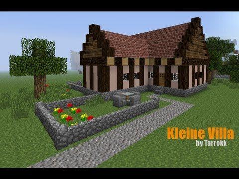 Minecraft - Kleine Villa [Tutorial]