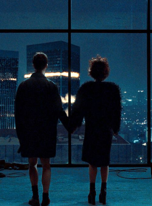 FIGHT CLUB / dir. by David Fincher. DoP: Jeff Cronenweth.