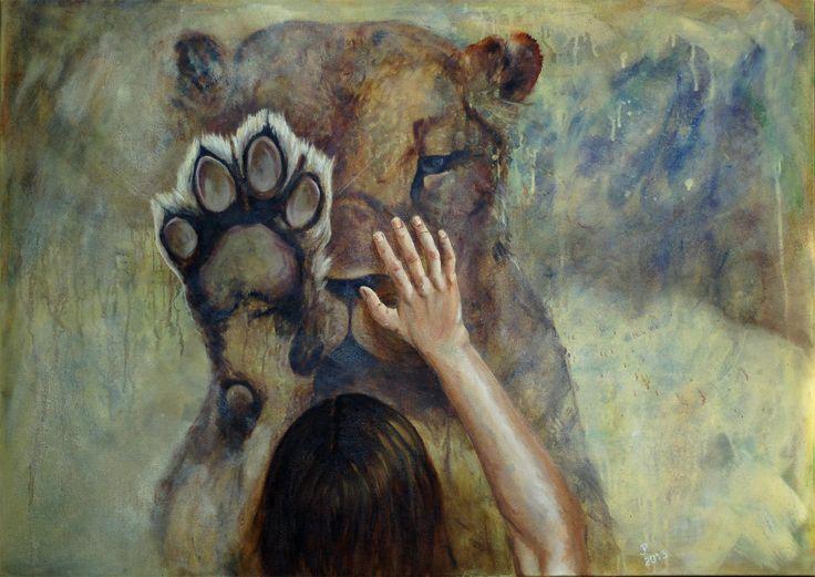 Reach out and touch faith