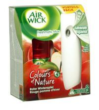 Buy 4 for £4.00 each - Air Wick Freshmatic Compact Automatic Spray Winter Apple - Air Wick Freshmatic Compact Automatic Spray is specially designed for anywhere in your home to ensure continuous, quality fragrance for up to 60 days
