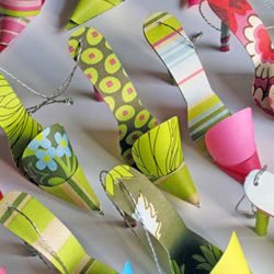 Fabulous and fashion forward paper shoes by carlos n. molina