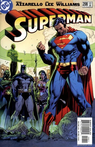 Superman Kills Some Random Old Man