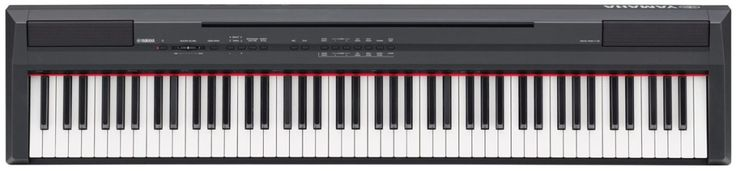 yamaha p 105 digitale piano