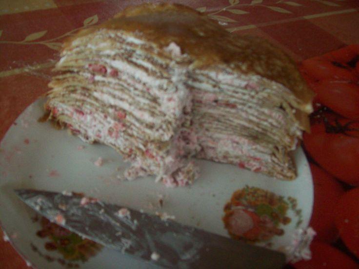 palacsinta torta