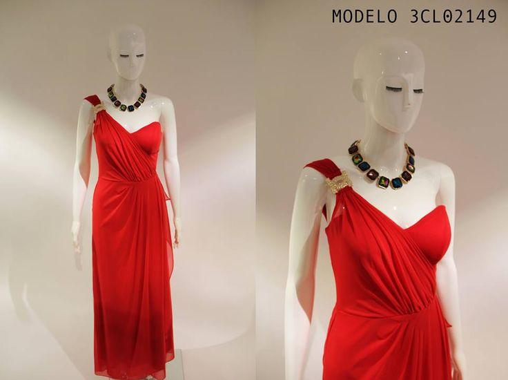 Vestido Modelo 3CL02149.