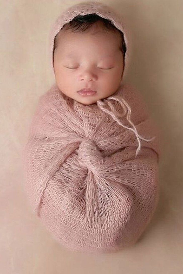 Kobe Bryant Shares the First Photo of Baby Bianka, and It's Beyond Precious