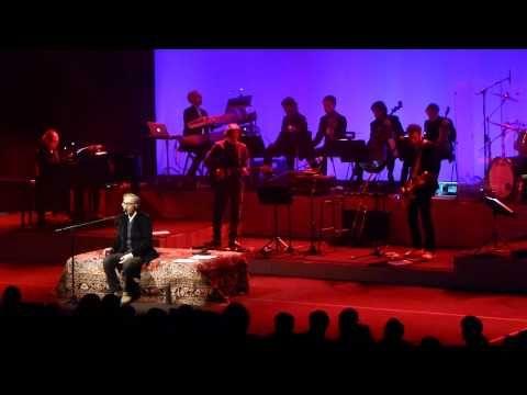 Franco Battiato - Giubbe rosse LIVE@Bologna 29/01/2013