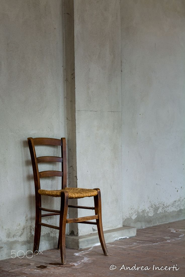 Old chair - null