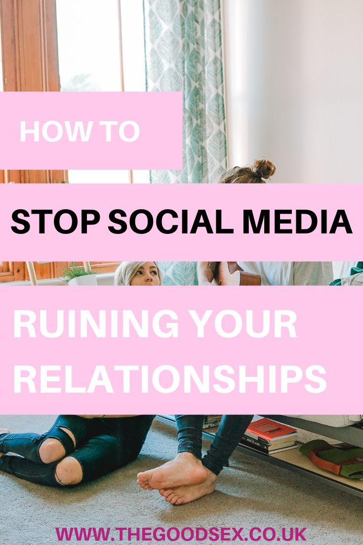 How Social Media Affects Romantic Relationships | Marriage