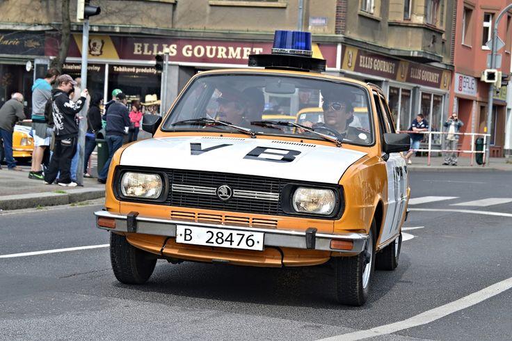 Czechoslovakia - 1978 Skoda 120L