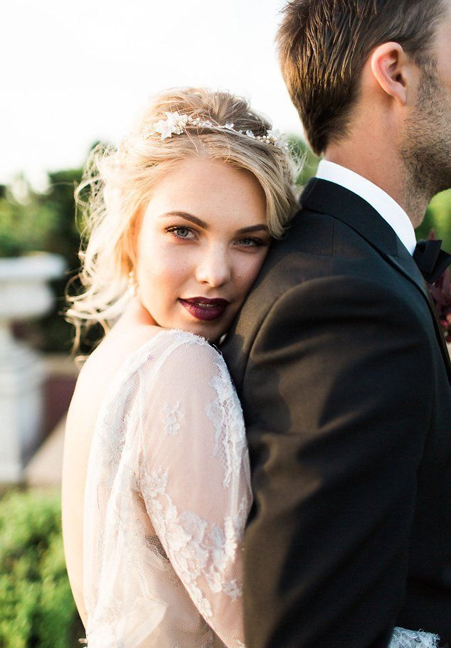 Real, romantic, dreamy, and timeless ... these are the sort of words your mind conjures when you gaze upon this shoot captured by Lauren Anne Photography.