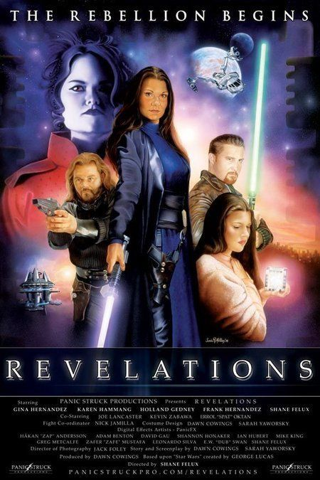 Star Wars: Revelations 0000