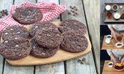 Cookies gigantes de chocolate ao leite - Receita passo a passo