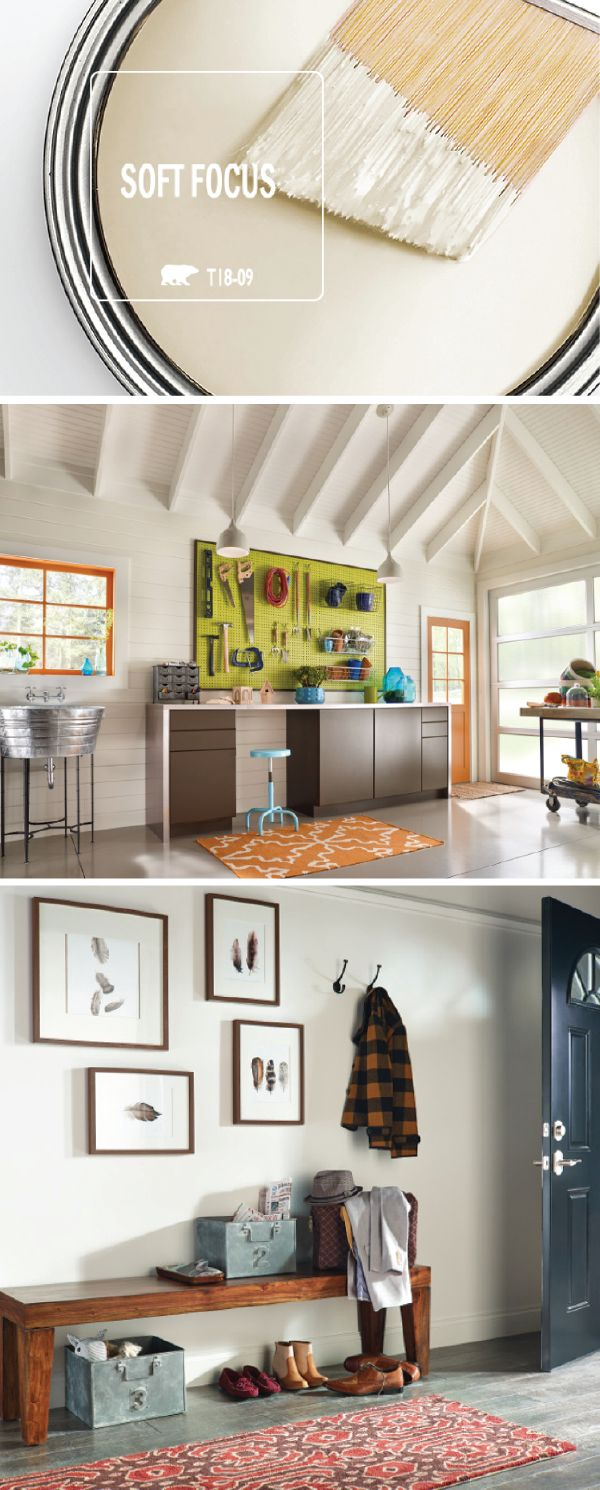 The holiday entertaining season is right around the corner. Give your home an ea... interior paint