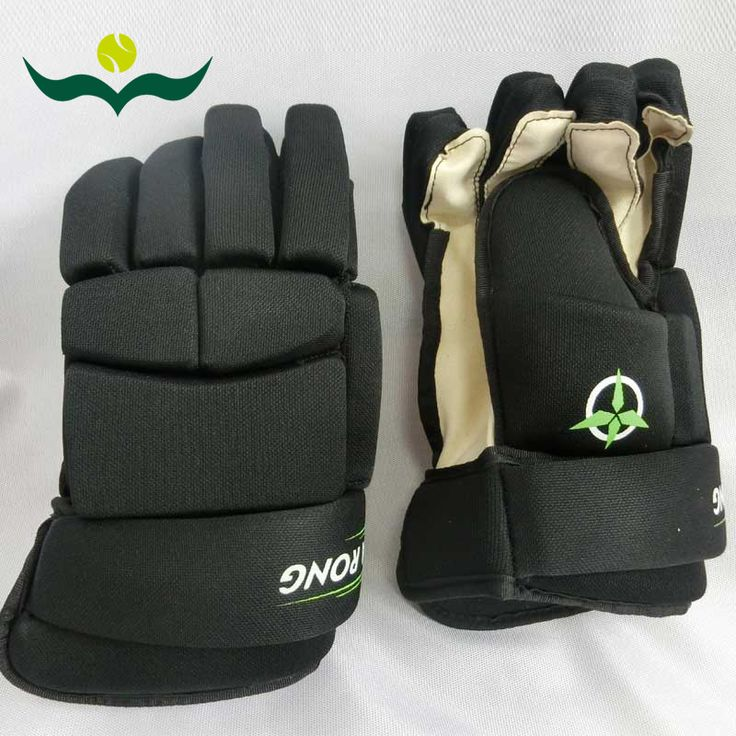 Wujifengアイスホッケー手袋2016赤8-15 'アイスホッケープロテクター#160912_w51
