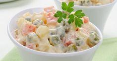 Recette de Salade piémontaise light sans mayonnaise. Facile et rapide à réaliser, goûteuse et diététique. Ingrédients, préparation et recettes associées.