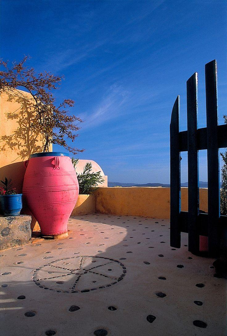 • Σαντορίνη, Κυκλάδες, Αιγαίο, Ελλάδα • Santorini island, Cyclades, Aegean sea, Hellas ( Greece )