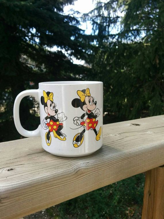 Check out this item in my Etsy shop https://www.etsy.com/listing/460292276/vintage-walt-disney-minnie-minerva-mouse