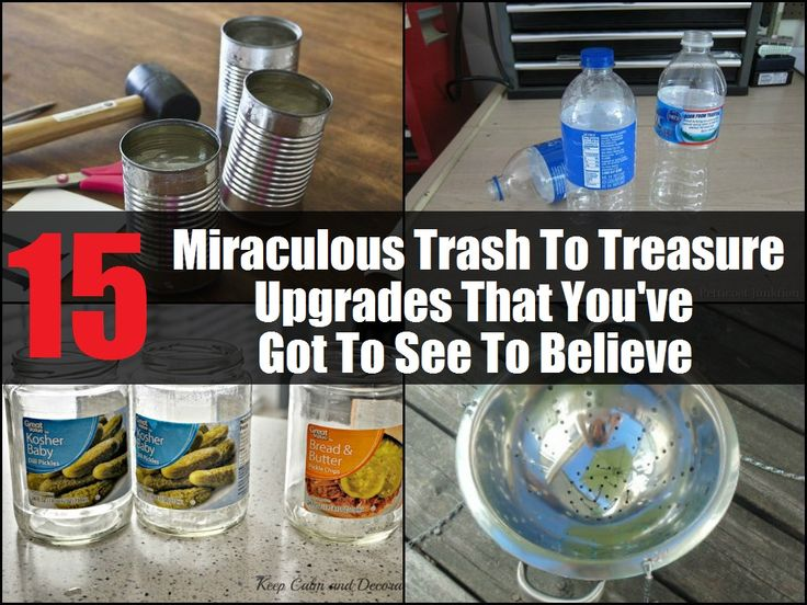 15 miraculous trash to treasure upgrades that you 39 ve got to see to believe 1 best food. Black Bedroom Furniture Sets. Home Design Ideas