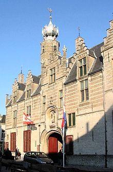 Bergen op Zoom: Markiezenhof