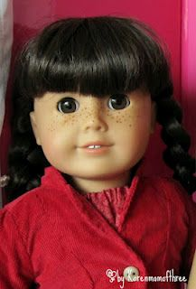 Site with LOTS of tutorials for American Girl doll clothes and crafts